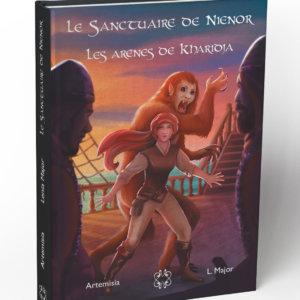 Le Sanctuaire de Nienor Tome 2