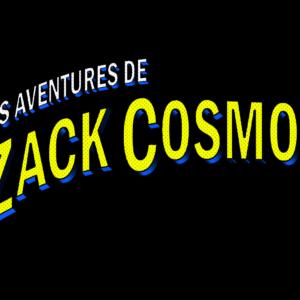Zack Cosmos – La Planète des robots